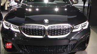 2019 BMW M340i xDrive - Exterior And Interior Walkaround - 2018 LA Auto Show