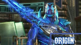 Superhero origin : Blue Beetle Origin In Hindi  | SUPERHERO WORLD |