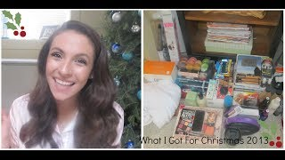 | What I Got For Chrismas 2013 | Thumbnail