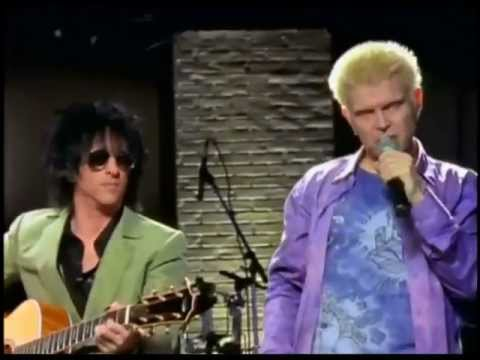 Billy Idol - White Wedding (Unplugged)