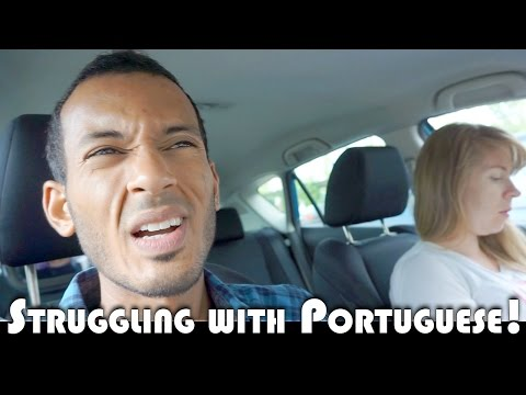STRUGGLING WITH THE PORTUGUESE! - LIVING IN PORTUGAL DAILY VLOG (ADITL EP423)