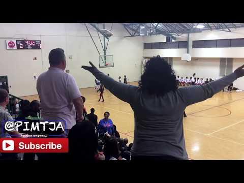 2019 W.F. Burns VS. Callaway Middle School Basketball Team: #3 Ian D'Autry Crim-Davis pi.