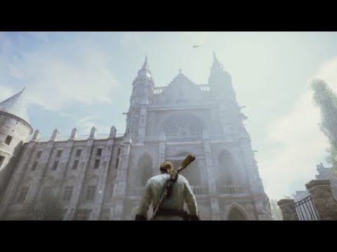 Assassins Creed Unity - Palais De Justice Scenery