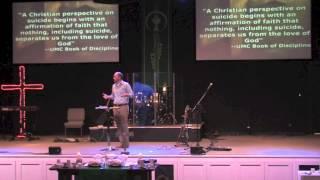 How Do We Respond to Suicide?, Sermon November 16, 2014