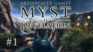 Myst IV: Revelation gameplay 1