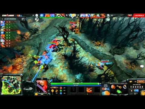iG vs VG - Starladder XII - LAN Finals - Grand Finals - G3