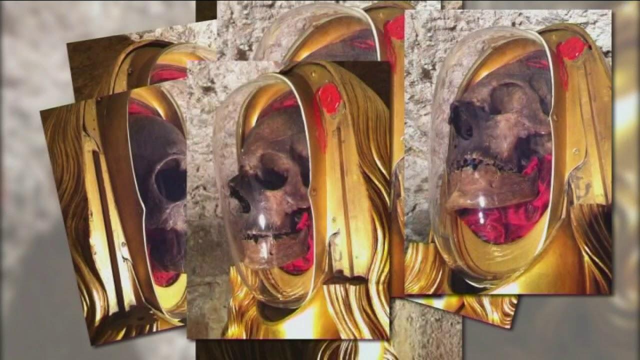 Download Le visage de Marie-Madeleine dévoilé par le médecin légiste Philippe Charlier