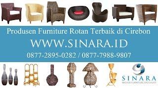 Pabrik Furniture Rotan & Sintetis Di Cirebon   Sinara.id