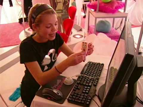 2007 Barbie Girls Launch Party Video