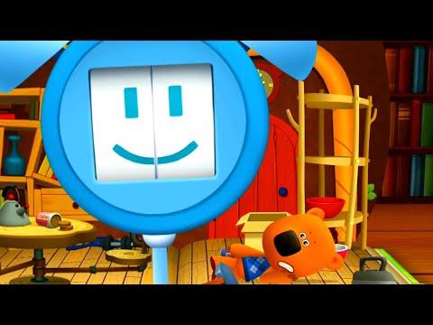 Мимимишки. Будильник для Кеши. Мультик игра для детей.
