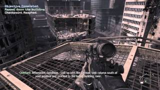 "Call of Duty: Modern Warfare 3 - Mw3 Campaign ""Scorched Earth"" Veteran Walkthrough Act 3 Mission 2"