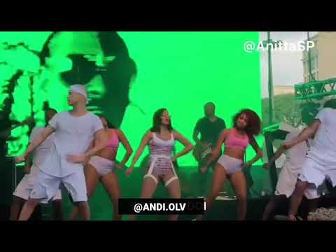 Onda Diferente - Anitta Feat Ludmilla Snoop Doog e Papatinho  Virada Cultural SP 2019