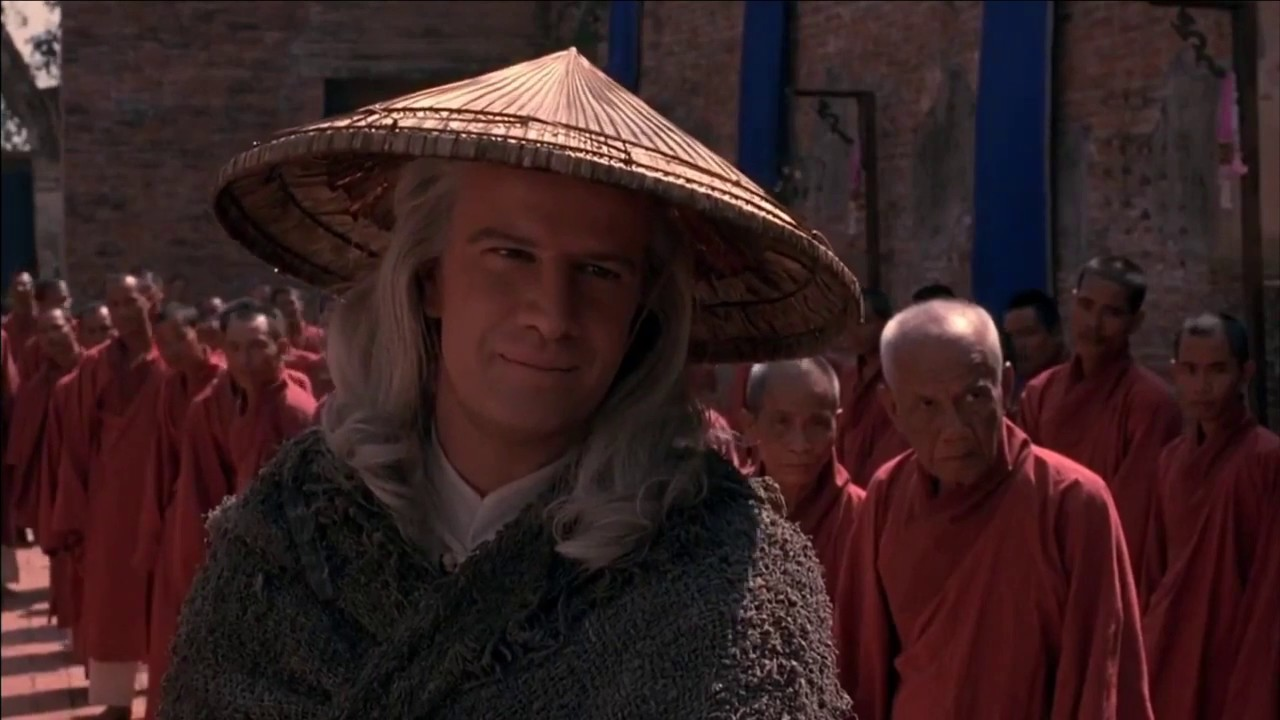 "Mortal Kombat (1995), Liu Kang vs Raiden ""Don't tell me you're afraid of a  simple beggar"" - YouTube"