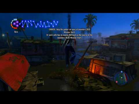 inFamous 2 100% Good Karma Walkthrough Part 51, 720p HD (NO COMMENTARY)