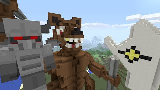 Minecraft Xbox - Survival Madness Adventures - The Beast [258]