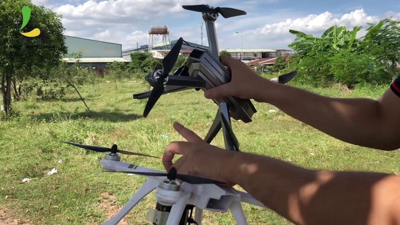 Review Flycam Bugs 3 Pro Version 2 – Đen tuyền huyền bí