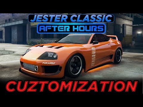 Buying the Dinka Jester Classic Gameplay & LSC Customization (GTA Online After Hours Update)