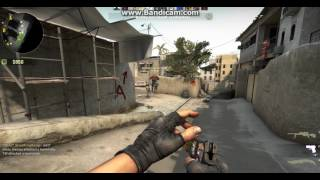 Heh... Heres some footage of shitty cs go gameplay