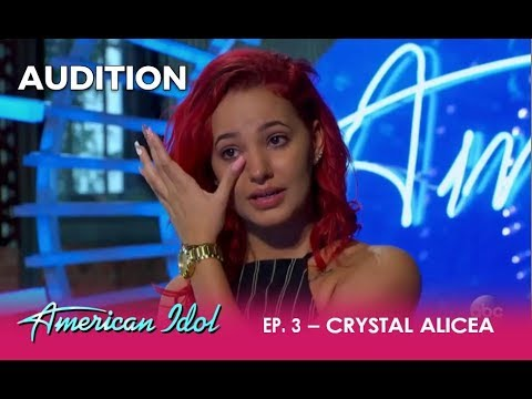 "Crystal Alicea: Karaoke Singer Delivers An EMOTIONAL Sam Smith ""Lay Me Down"" 
