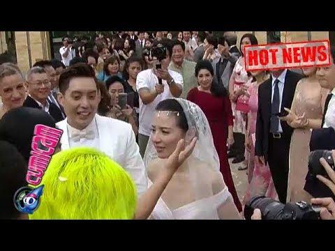 Hot News! Sejumlah Artis dan Sahabat Hadiri Pernikahan Edric-Venny – Cumicam 19 Januari 2019