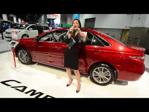 2017 toyota camry is the most made car in america youtube. Black Bedroom Furniture Sets. Home Design Ideas