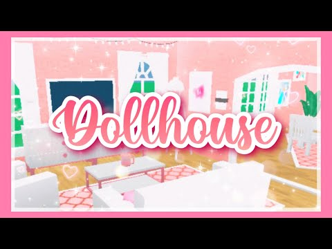 Roblox Bloxburg Bella S Dollhouse ♡ Youtube