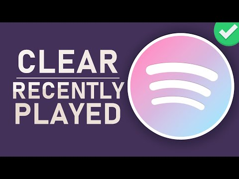 Spotify - How to Clear Recently Played (Mobile) Mp3