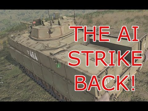 The AI Strike Back! Arma 3 Zeus British Commando Ops