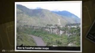 """""""El Pailon del Diablo"""" Incajac's photos around Baños, Ecuador (el pailon del diablo ecuador)"""