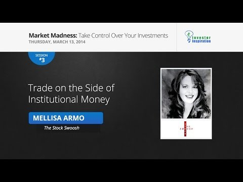 Trade on the Side of Institutional Money | Melissa Armo