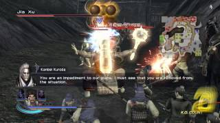 Warriors Orochi 3 Ultimate - Story Mode Extras 29 - Goemon is Overpowered!?