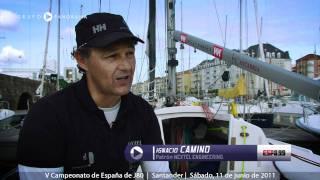 V Campeonato de España J80 - Santander - 11.06.11 segunda jornada preparativos.mp4
