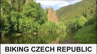 Bikepacking Czech Republic - DAY 2 - Františkovy Lázně to Karlovy Vary