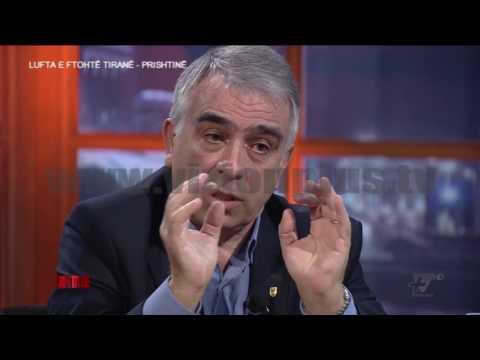 Dritare - Lufte e ftohte Tirana - Prishtine - Pj.3 - 17 Tetor 2016 - Vizion Plus - Talk Show