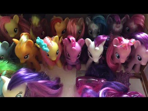 Bộ Sưu Tập My Little Pony Của Mình | My MLP Collection(2018)