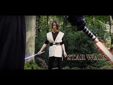 STAR WARS- A new STAR WARS Story - Fanfilm