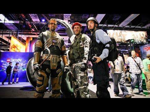 PAX Prime 2015 Gordon Freeman Cosplay