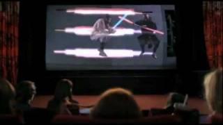 Промо-ролик к фильму Звездные войны: Скрытая угроза 3D