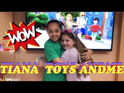 Tiana Toys And Me Meet And Greet Lego Friends Nottingham