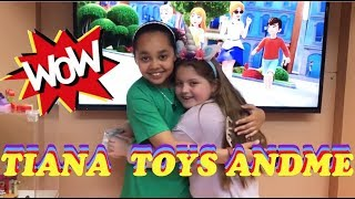 Tiana Toys And Me Meet And Greet Lego Friends Nottingham 28th April