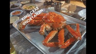 King Crab! @ Noryangjin