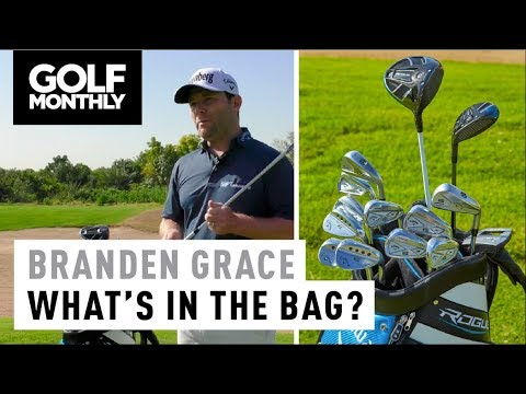 Branden Grace I 2018 What's In The Bag I Golf Monthly