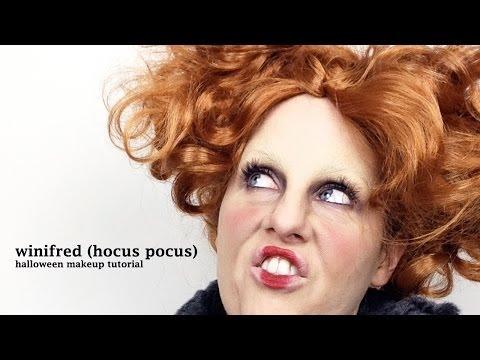 Winifred Sanderson - Halloween Makeup Tutorial (by jen pike)