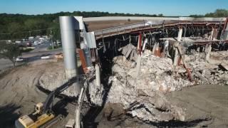 Commerce Bank Demolition