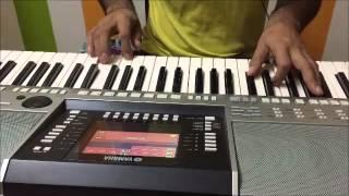 Jaane Ja Dhoondta Phir Raha on Yamaha Keyboards PSR-S910