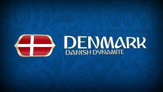 DENMARK Team Profile  – 2018 FIFA World Cup Russia™