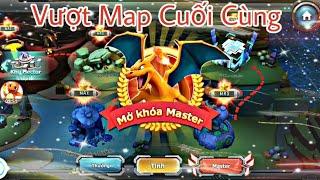 Poke đại chiến - Vượt map T.A cuối cùng mở khóa ải master.
