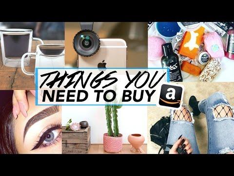 7 Things You Should Buy on Amazon!