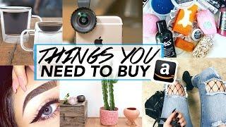 7 Things You Should Buy on Amazon