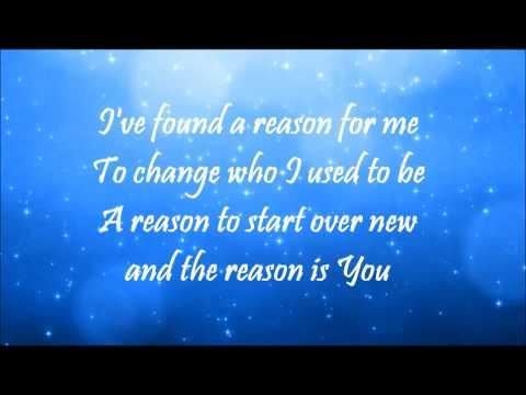 The Reason Sabrina (Lyrics)